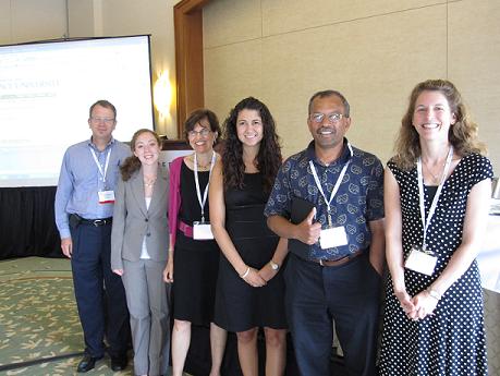 The Pace Presenters: Dr. Jim Stenerson, Samantha Egan, Dr. Linda Anstendig, Chiara Travia, Dr. Ravi Ravishanker, Dr. Beth Gordon Klingner